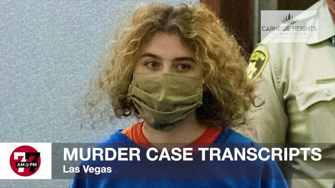 7@7AM Muder Case Transcripts