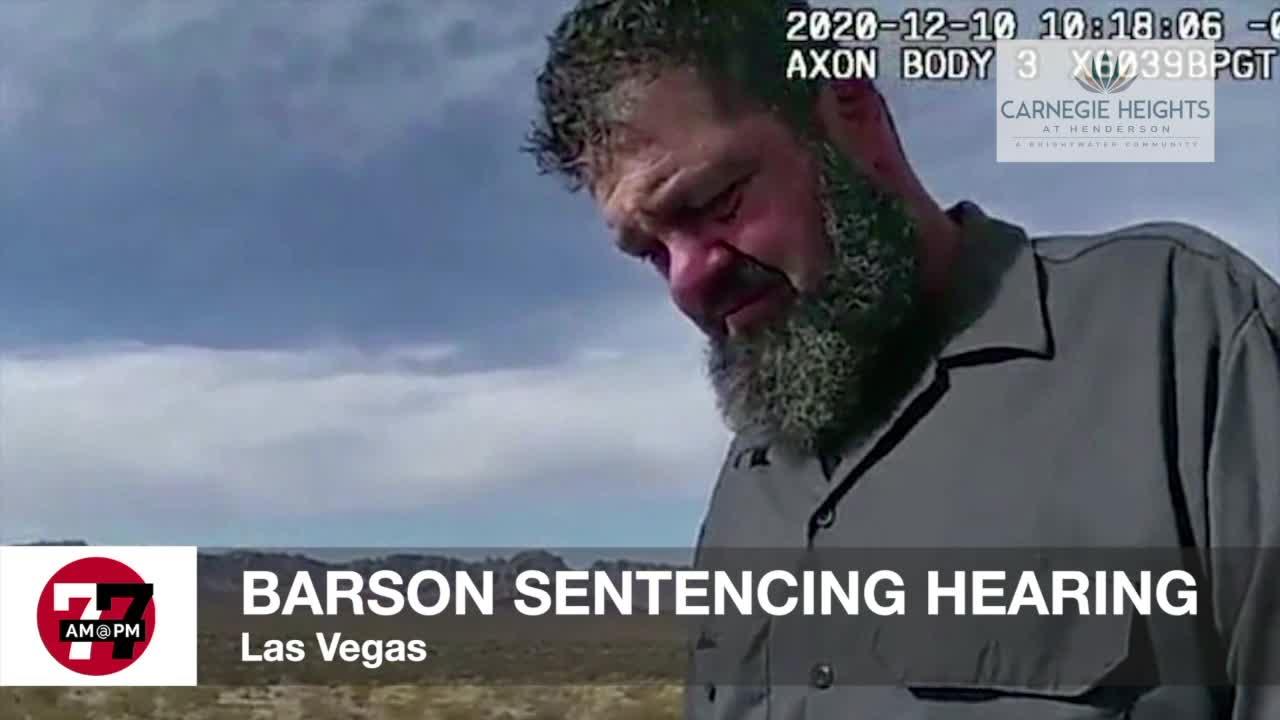 7@7AM Barson Sentencing Hearing