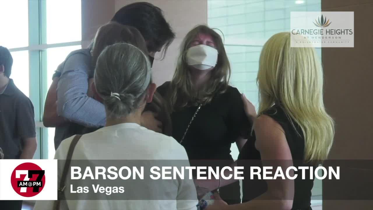 7@7AM Barson Sentence Reaction