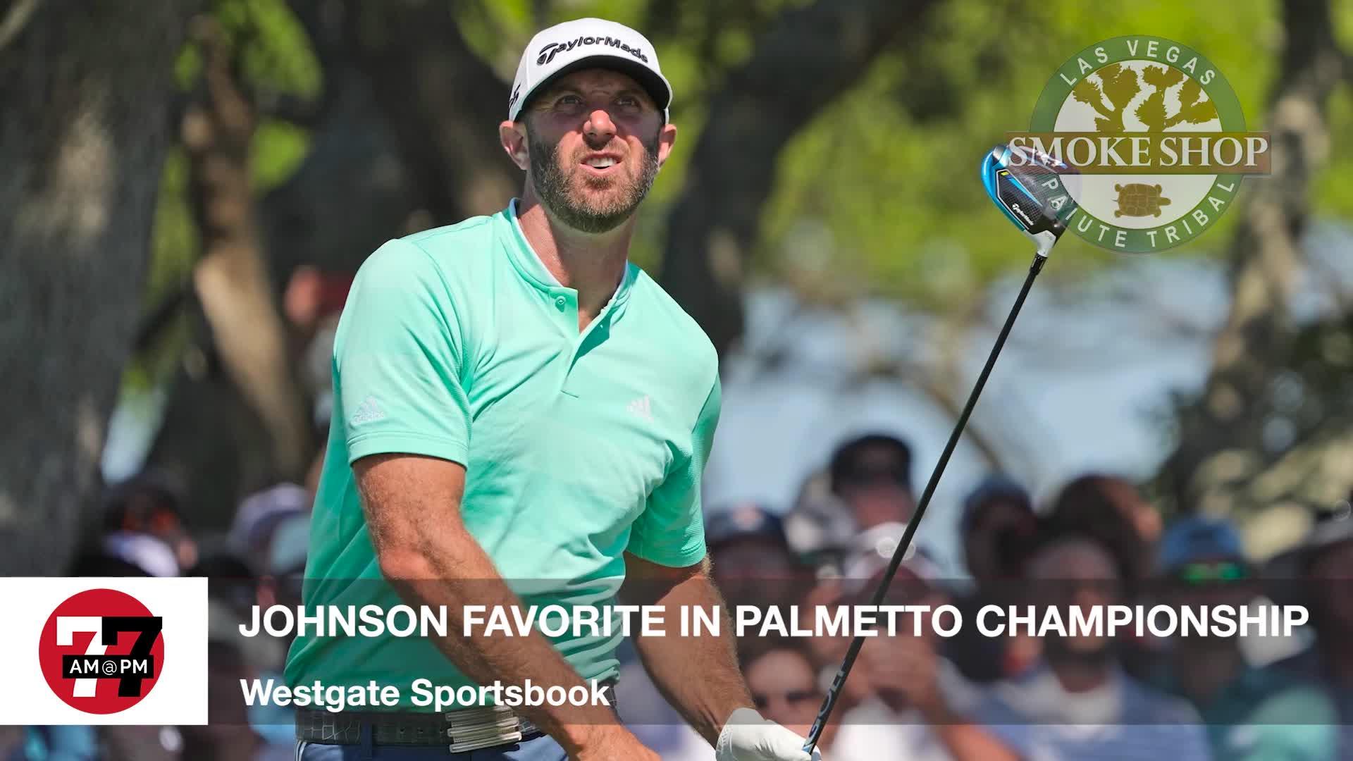 7@7PM Johnson Favorite in Palmetto Championship