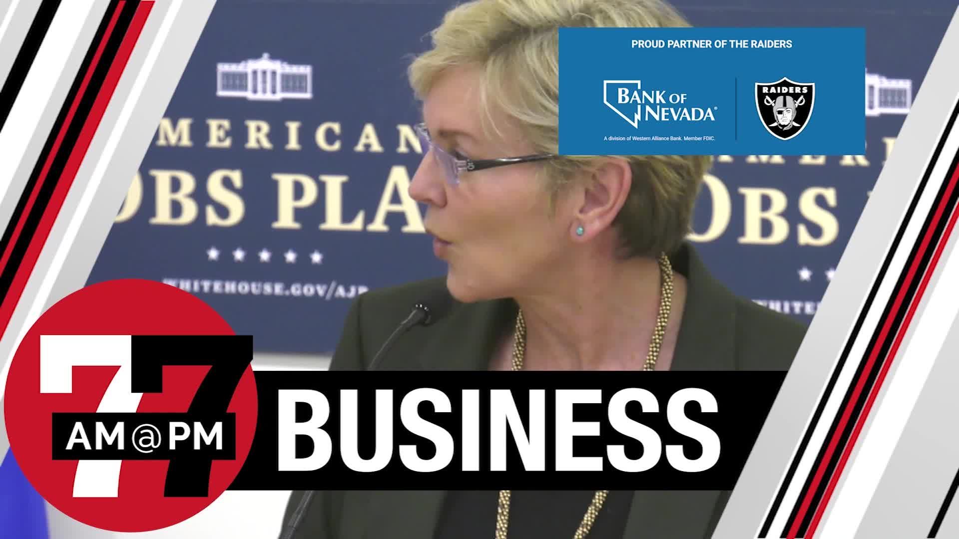 7@7PM American Jobs Plan in Nevada