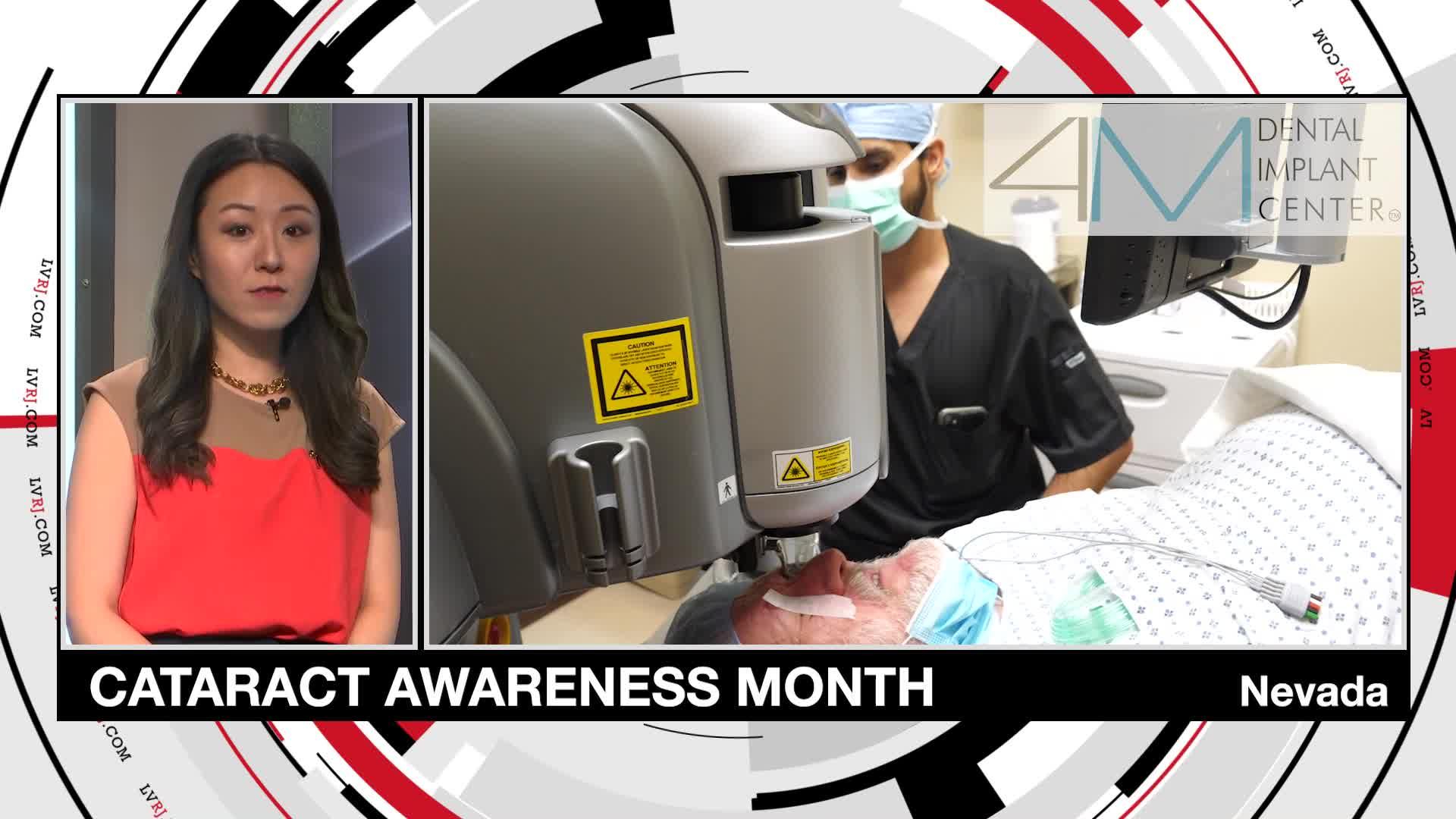 7@7PM Cataract Awareness Month