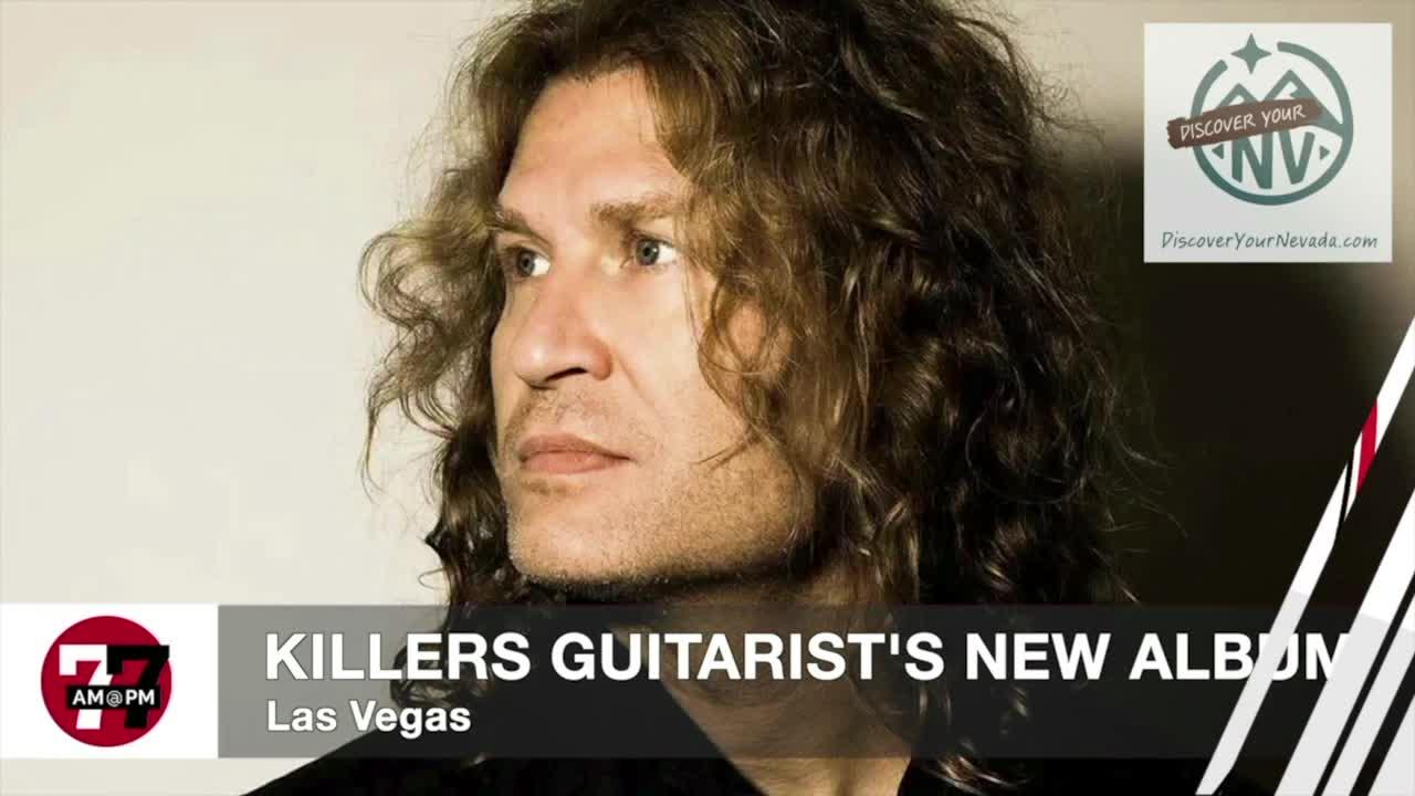 7@7AM Killers Guitarist's New Album