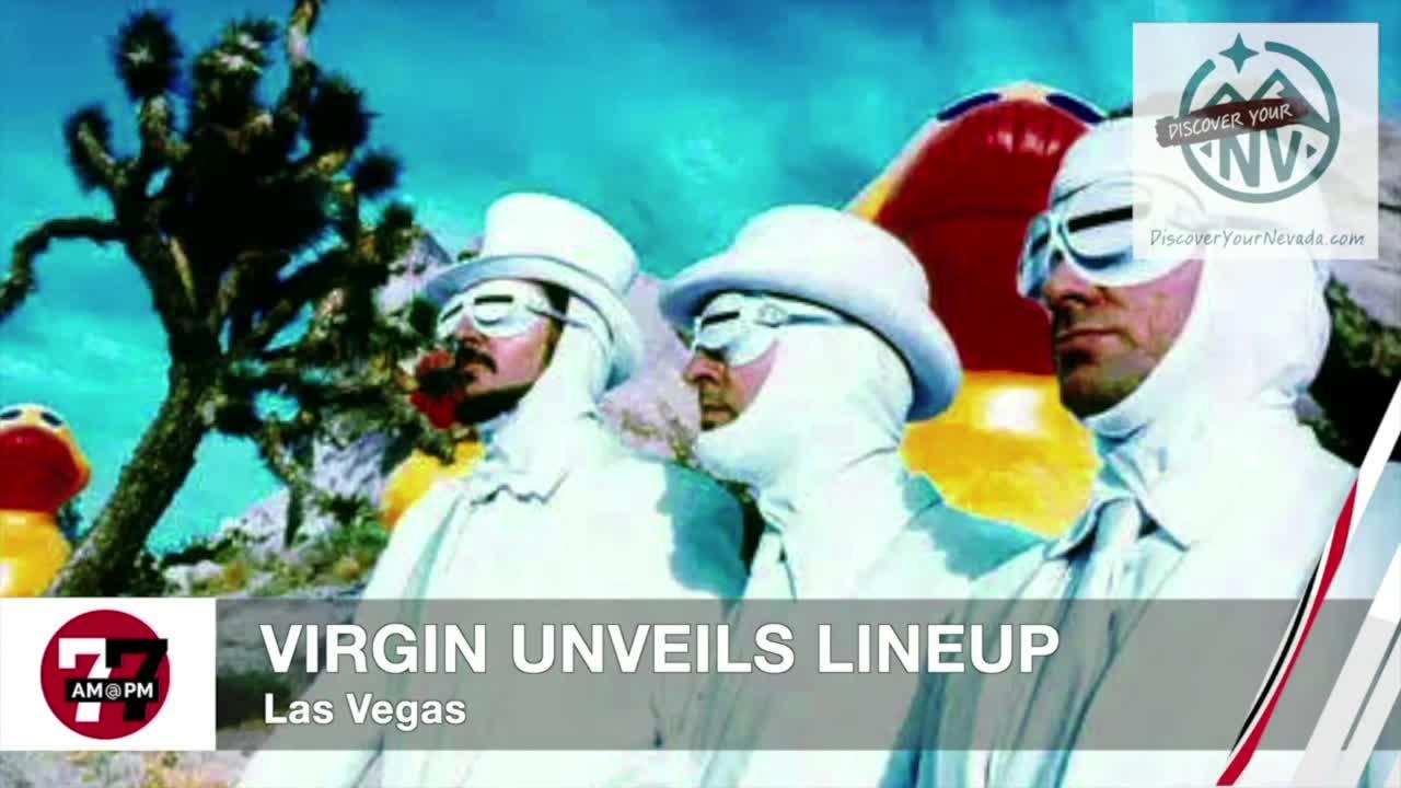 7@7AM Virgin Unveils Lineup