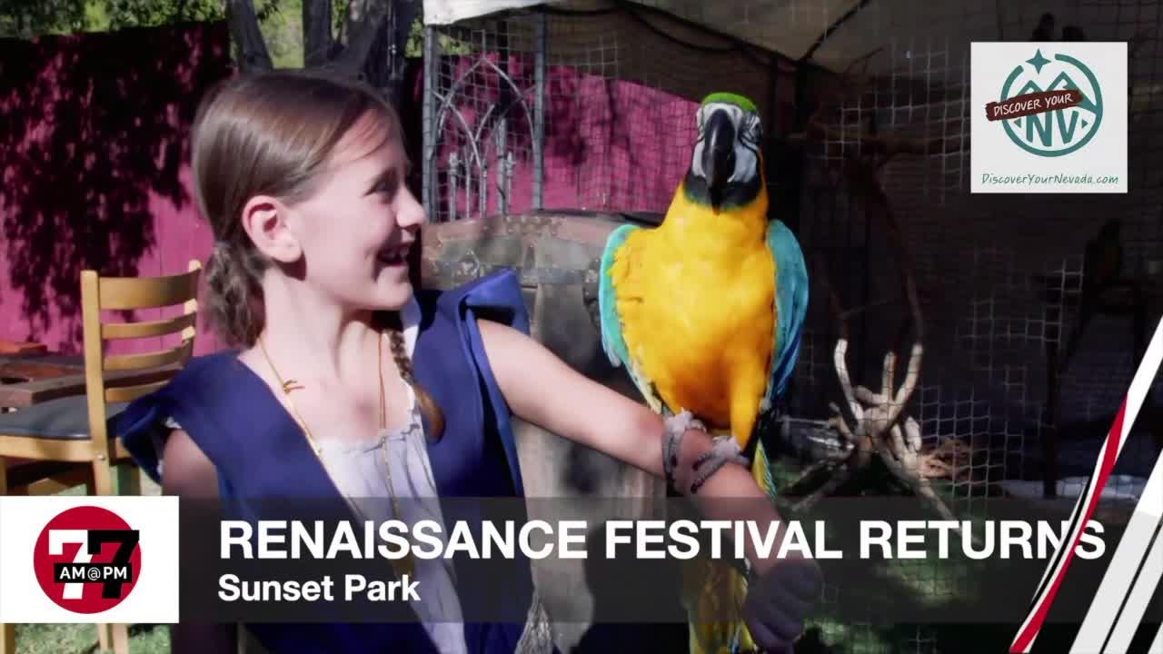 7@7AM Rennissance Festival Returns