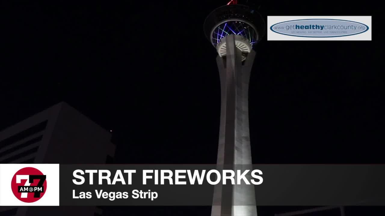 7@7AM Strat Fireworks