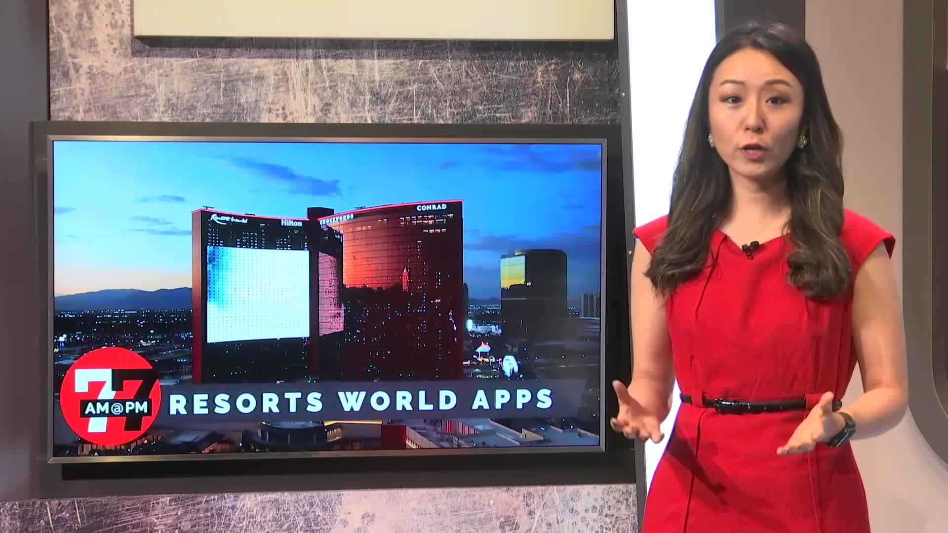 7@7PM Resorts World's New Technology