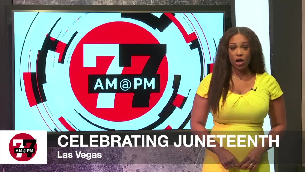 7@7AM Celebrating Juneteenth