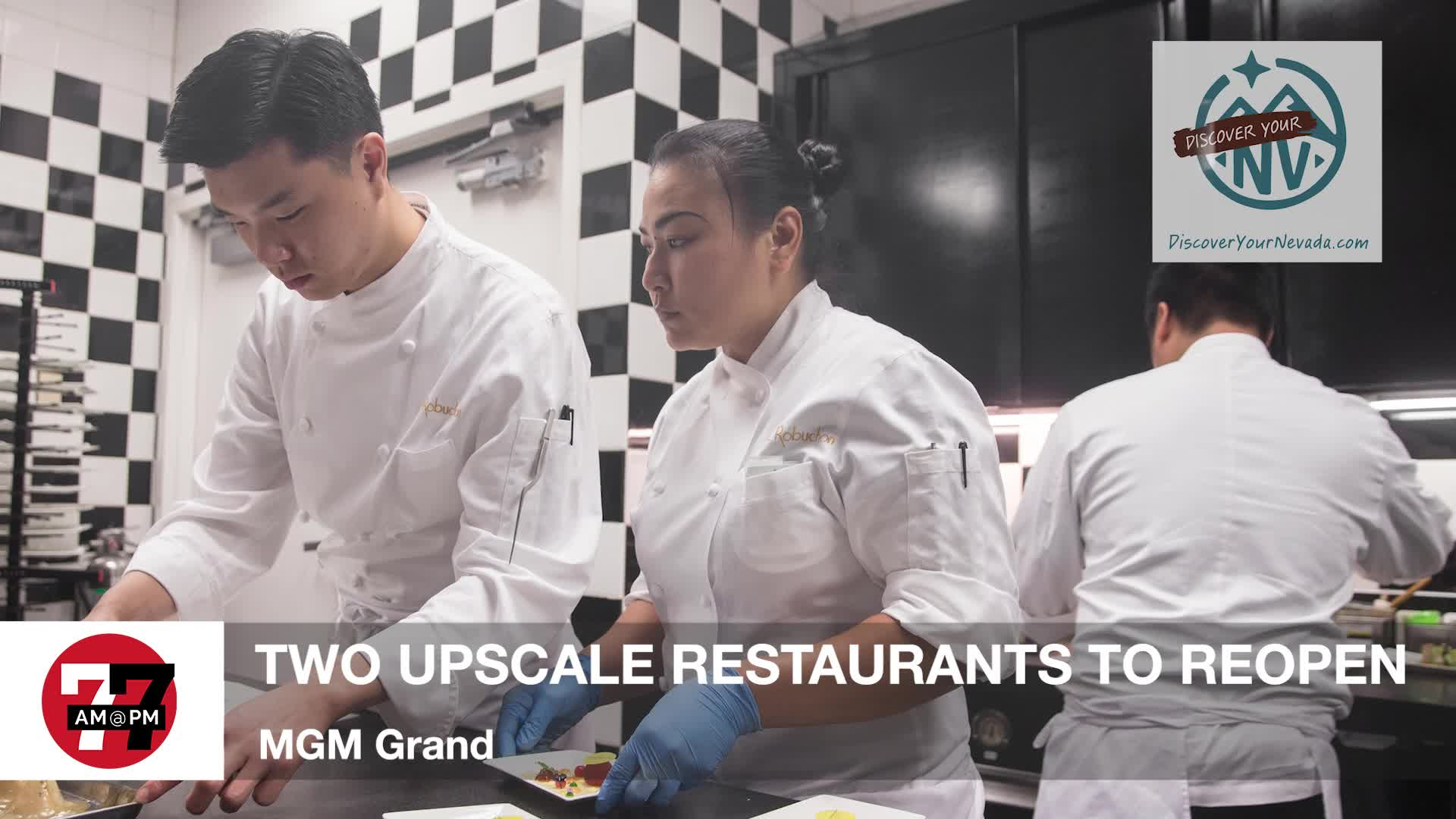 7@7PM Two Upscale Restaurants To Reopen