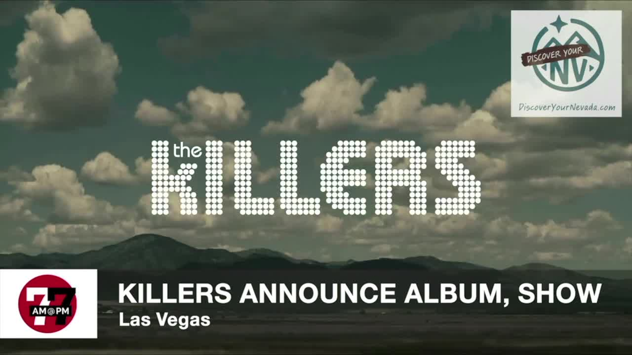 7@7AM Killers Announce Album and Show