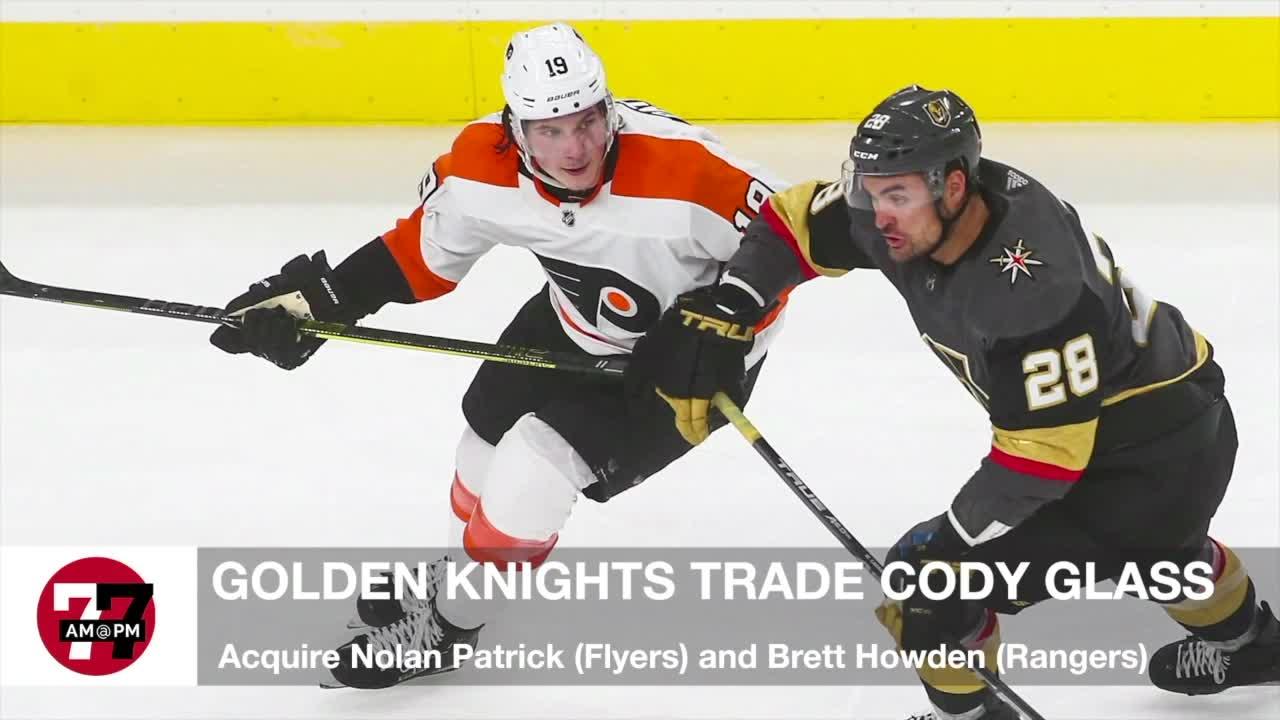 7@7AM Knights Trade Cody Glass