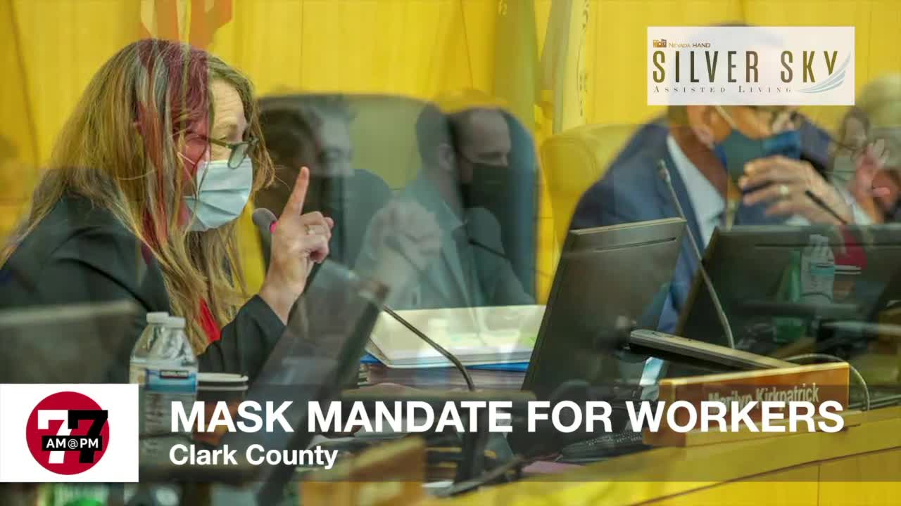 7@7AM Mask Mandate For Workers