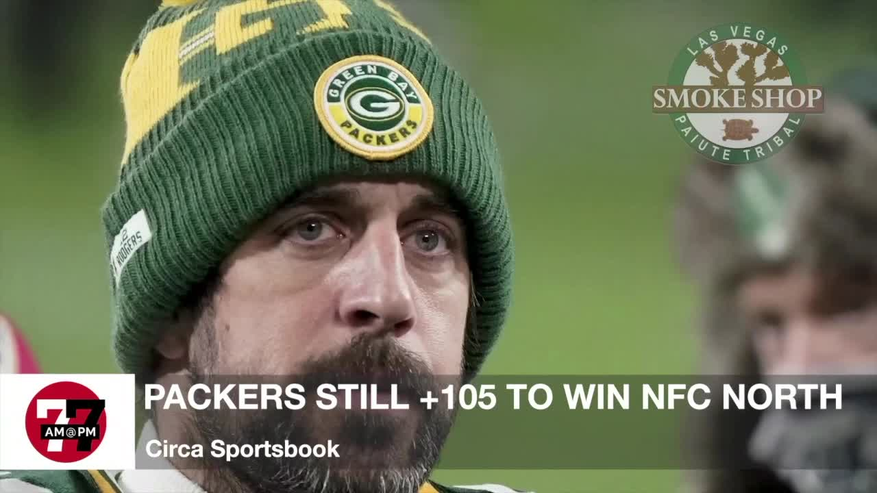 7@7AM Packers Favored to Win NFC North