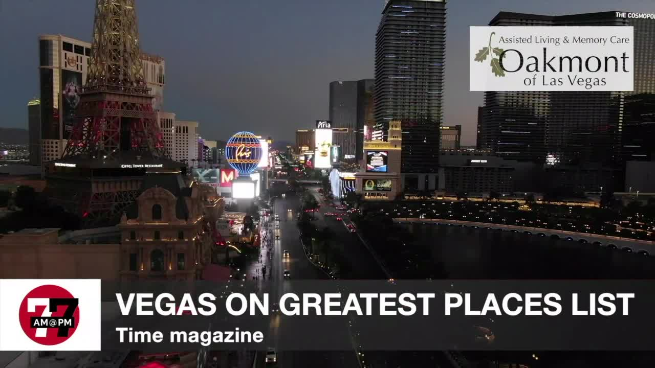7@7AM Vegas On Greatest Places List