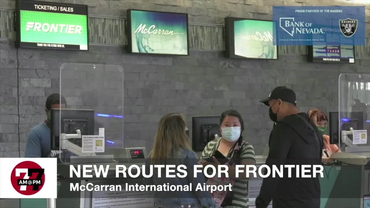 7@7AM New Routes For Frontier