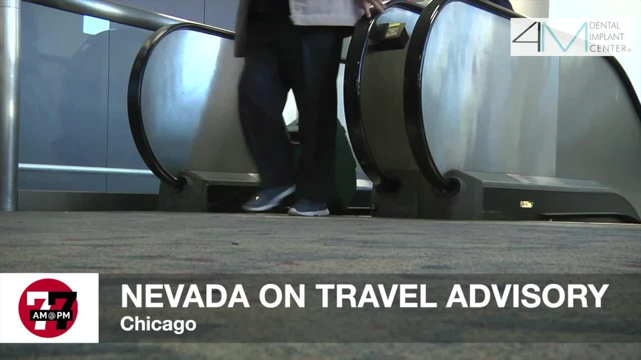 7@7AM Nevada on Travel Advisory
