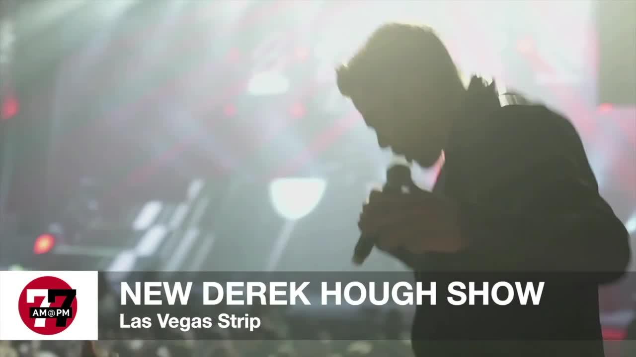 7@7AM New Derek Hough Show