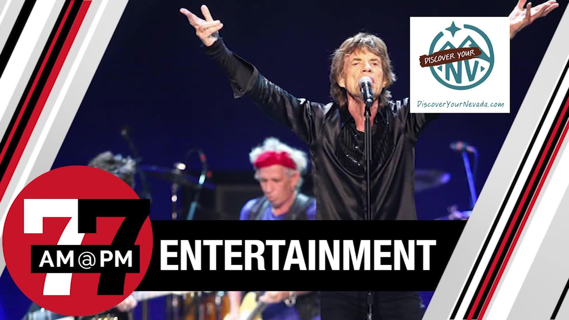 7@7PM Rolling Stones to Return to Las Vegas