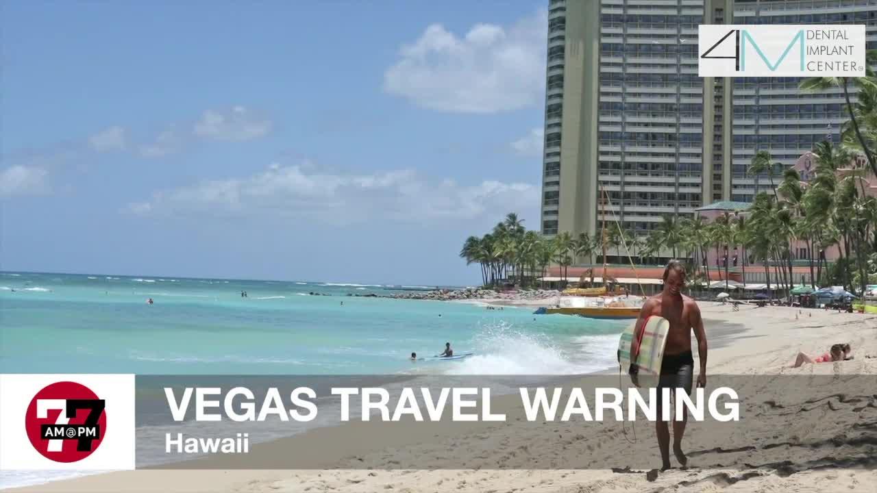 7@7AM Vegas Travel Warning