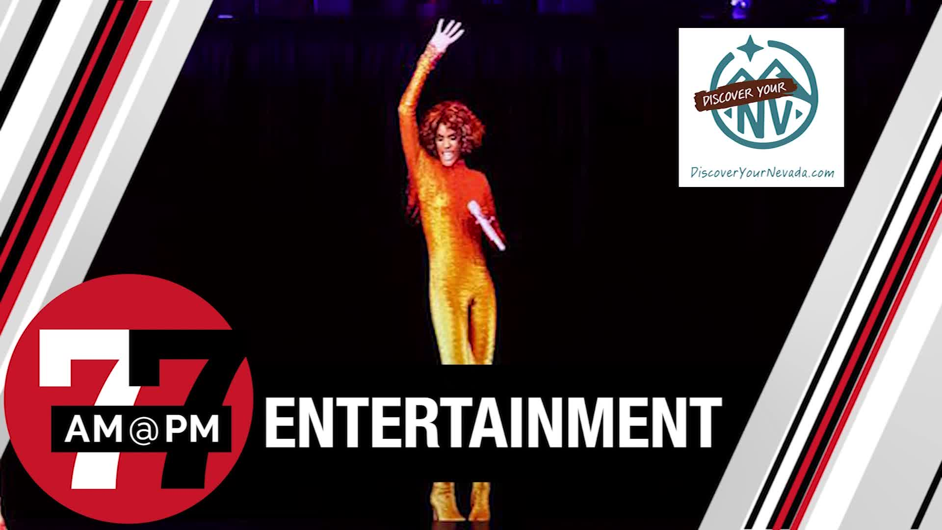 7@7PM Holographic Whitney Houston Takes Stage