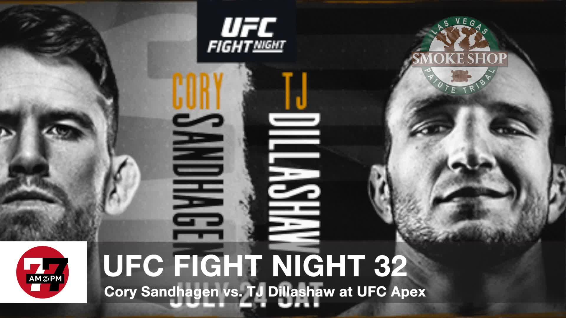 7@7PM UFC Fight Night 32 Odds