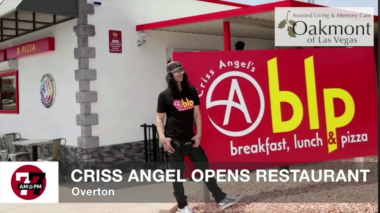 7@7AM Criss Angel Opens Restaurant