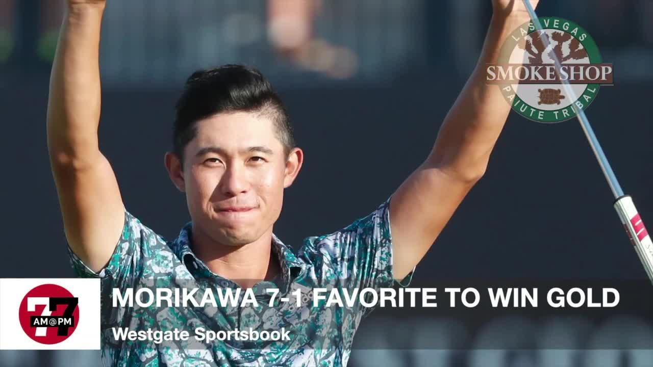 7@7AM Morikawa Favored to Win Gold