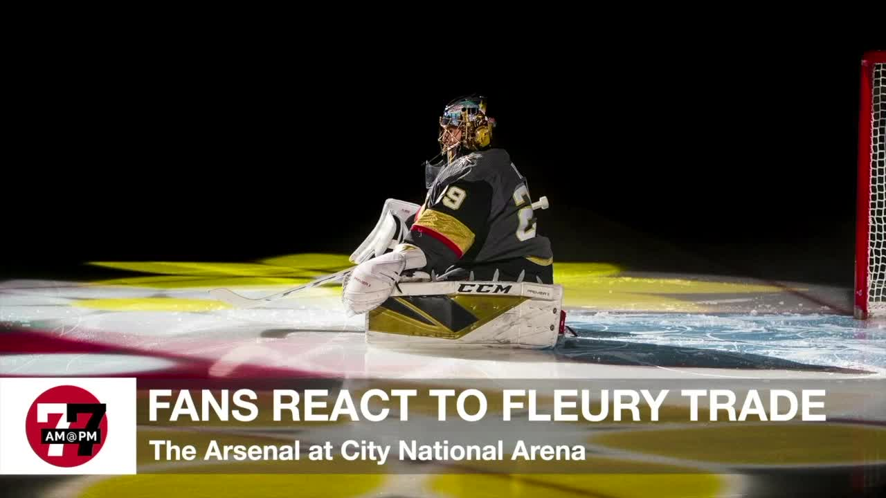 7@7AM Fans React to Fleury trade