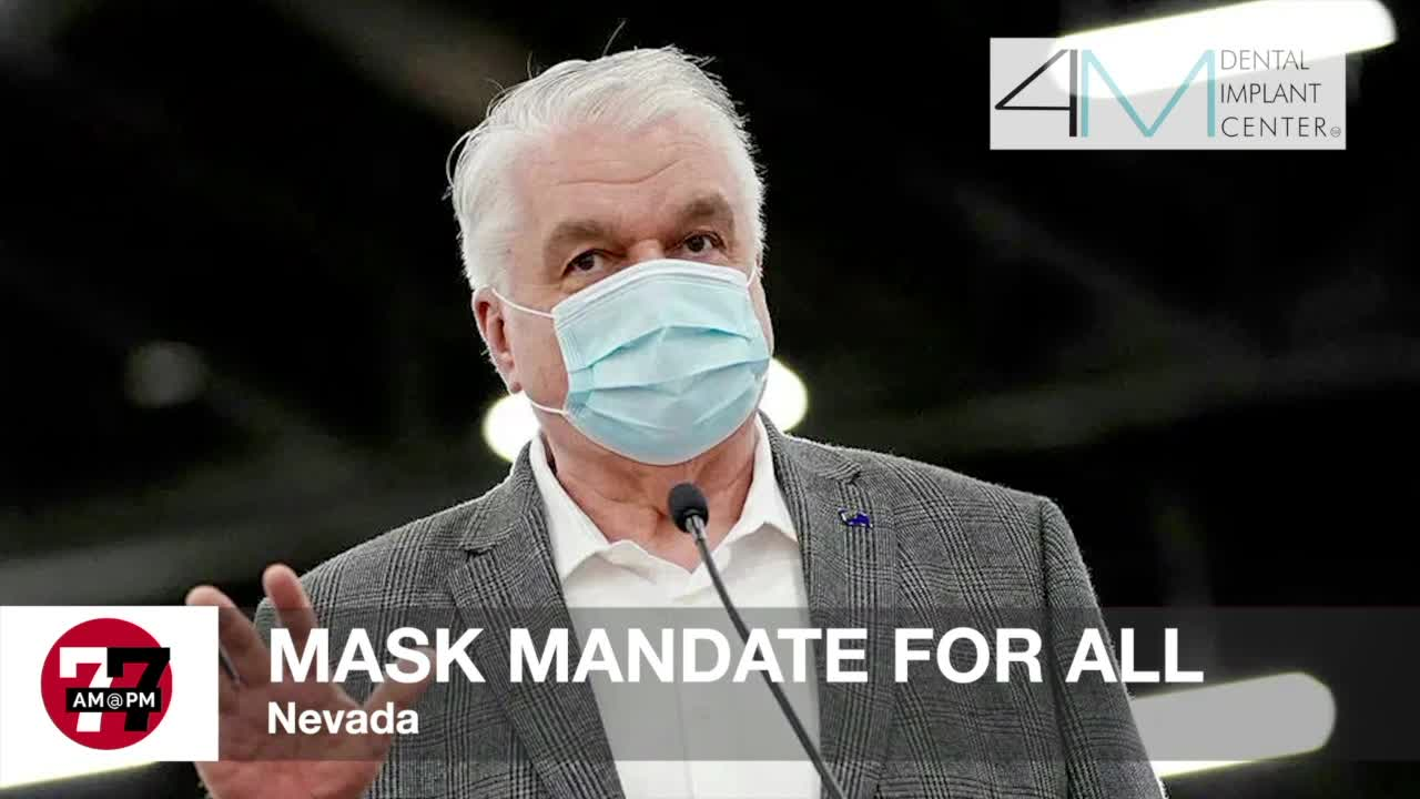 7@7AM Mask Mandate For All