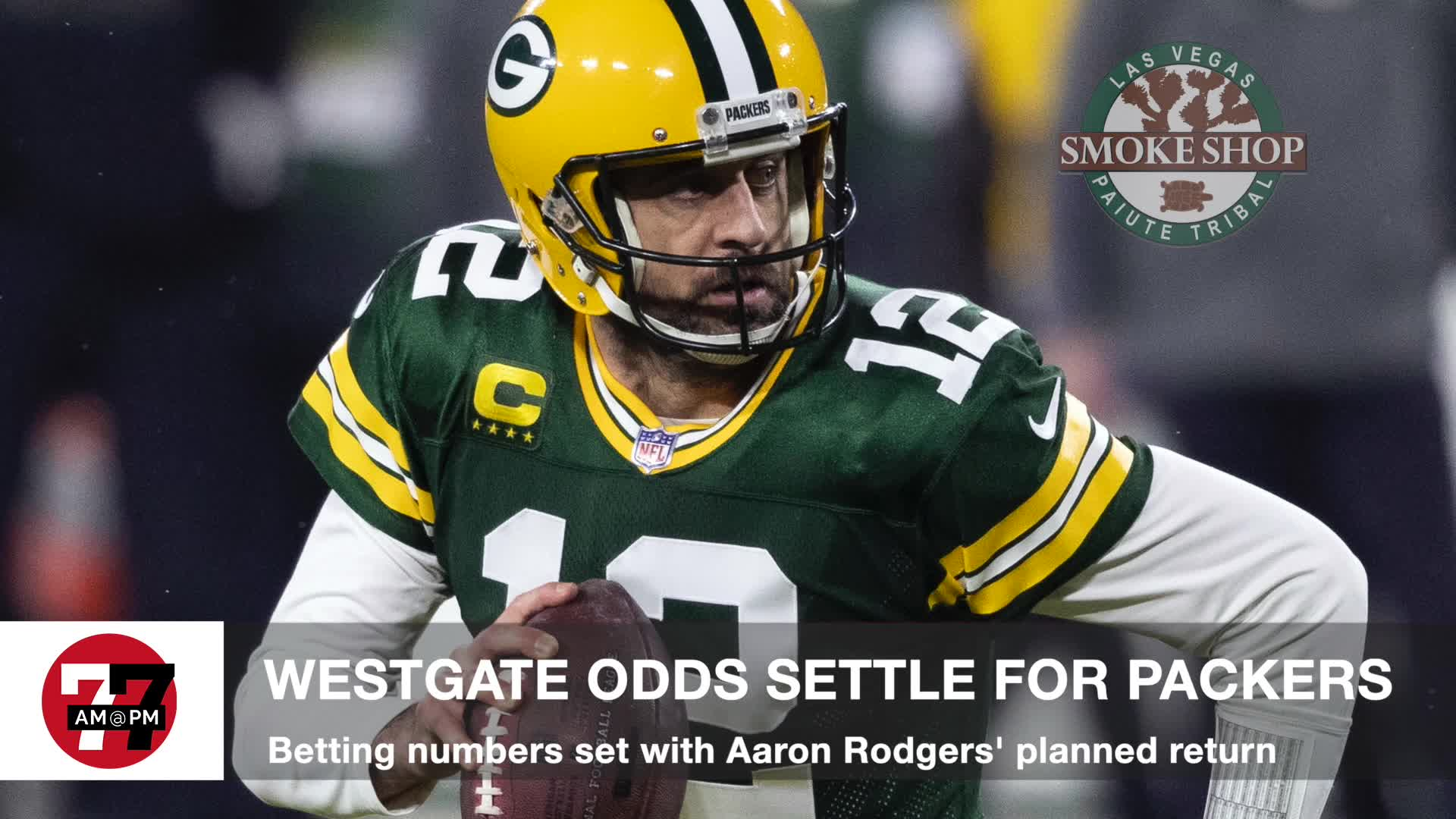 7@7PM Westgate Odds Settle for Packers