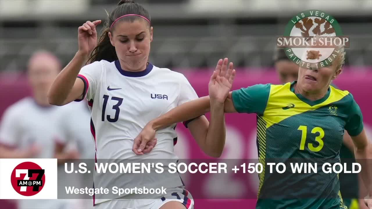 7@7AM U.S. Women's Team Favored to Win Gold