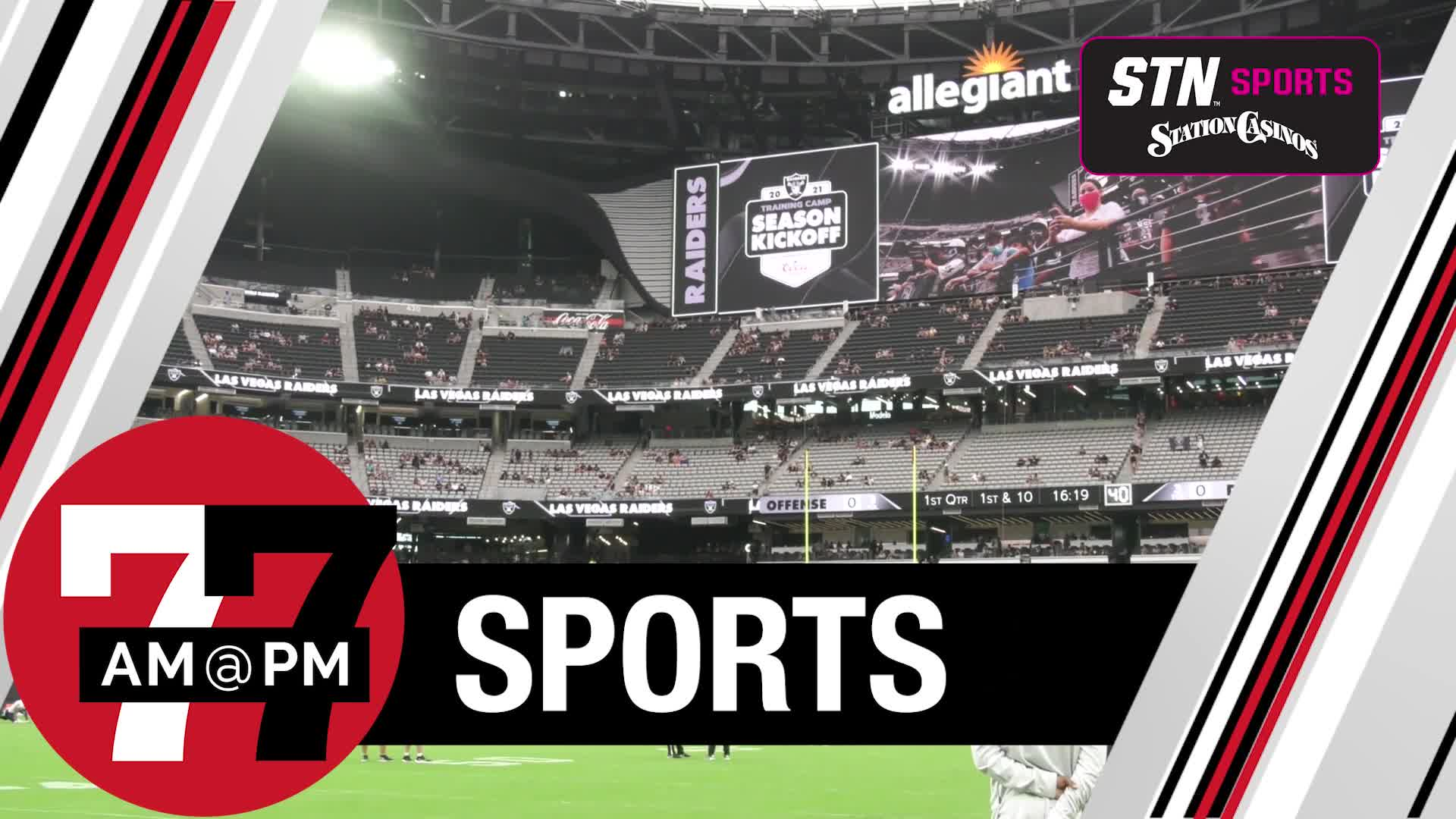 7@7PM Raiders Have Most Expensive Preseason Ticket prices