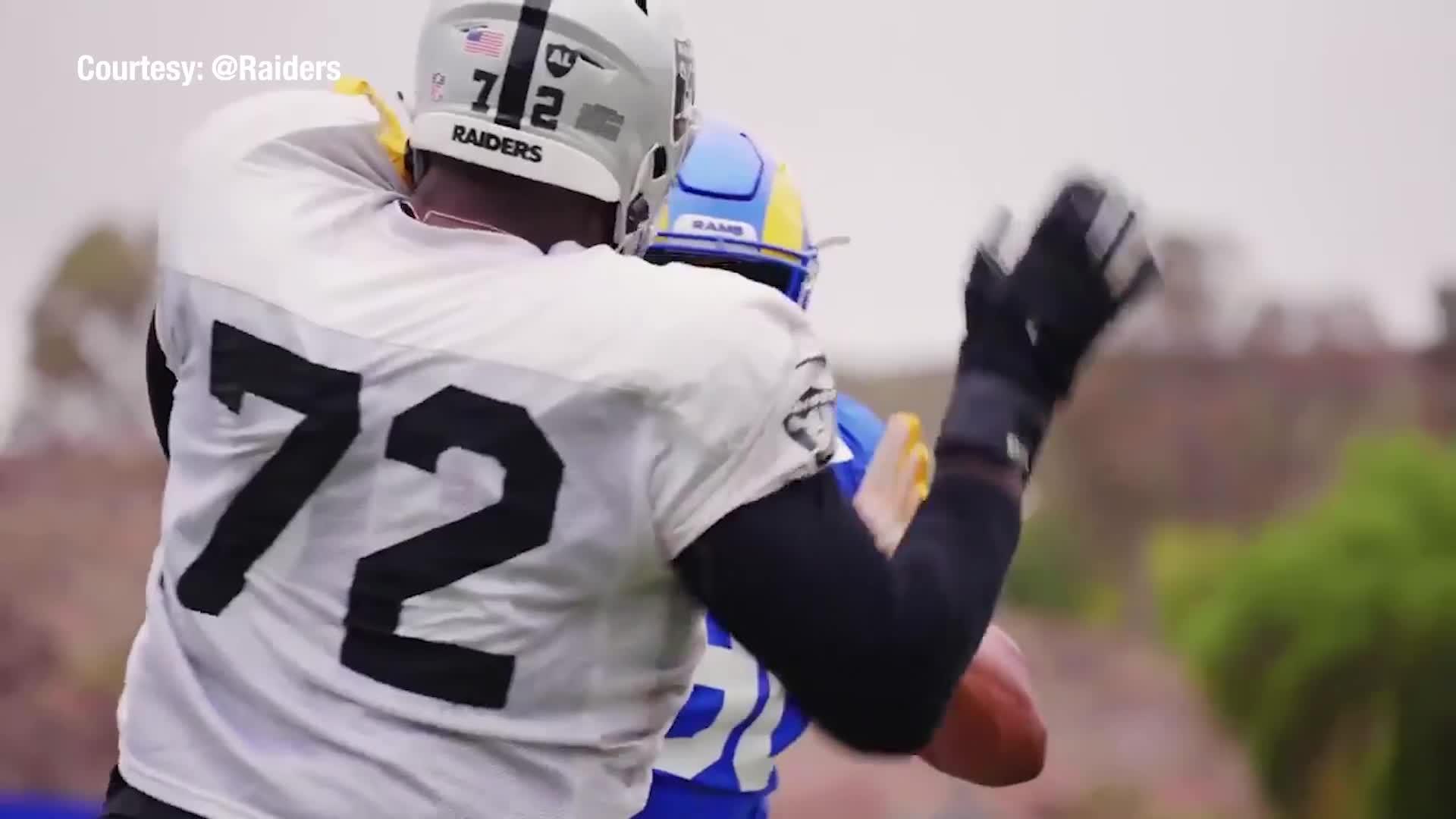 Raiders @ Rams | Preseason Week 2 | Vegas Nation Gameday