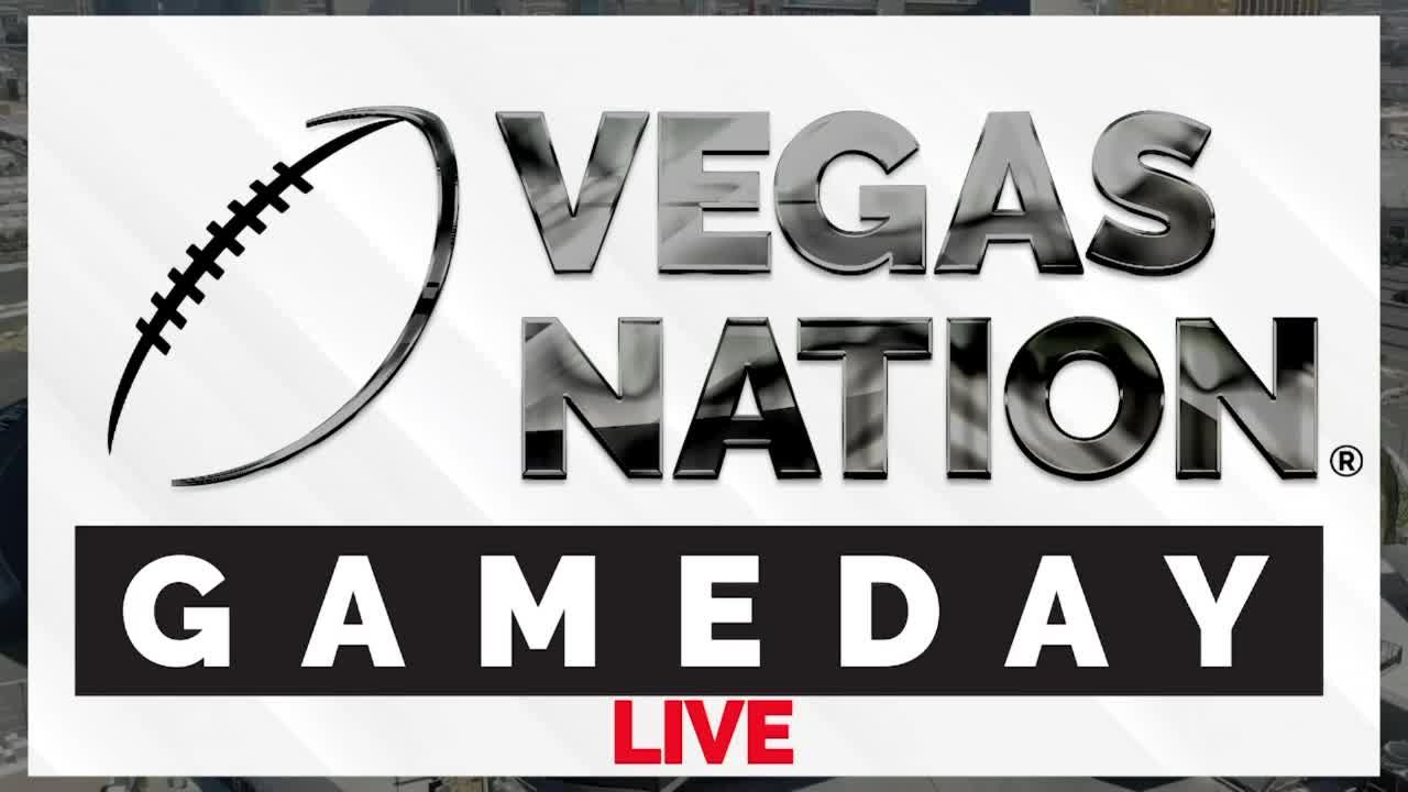 Vegas Nation Gameday LIVE: Raiders on the road to face Rams