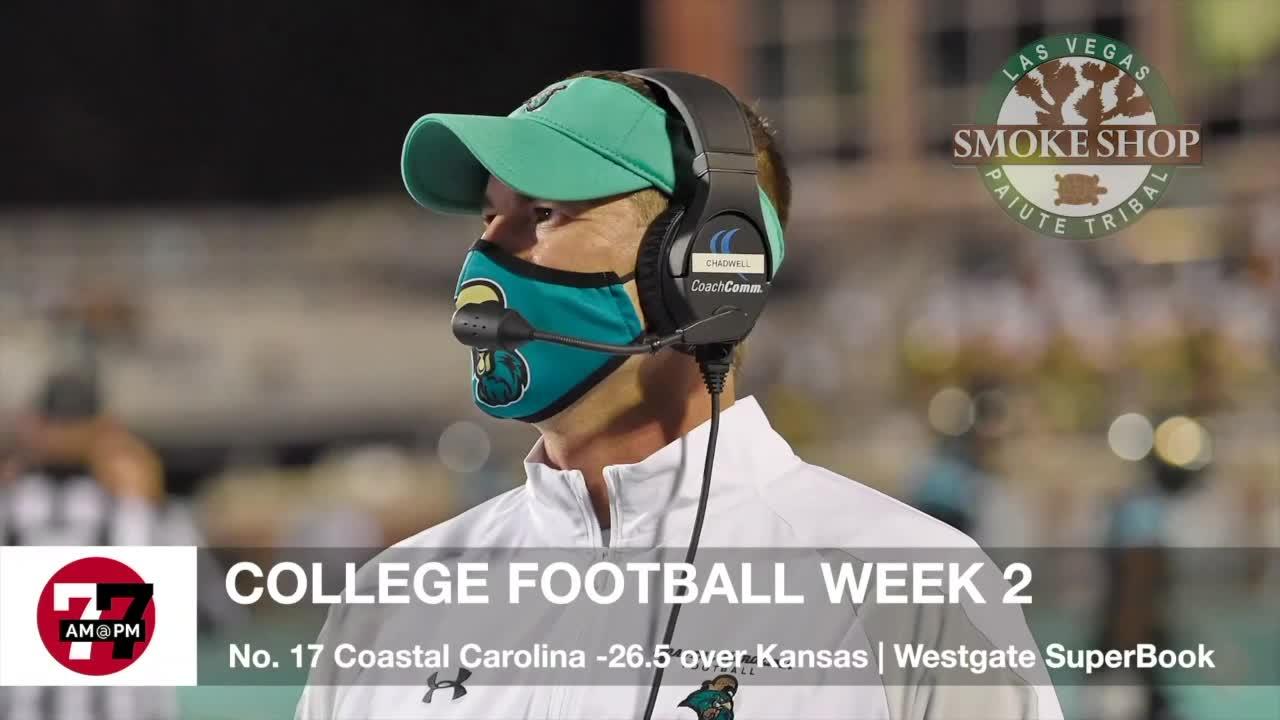 7@7AM College Football Week 2