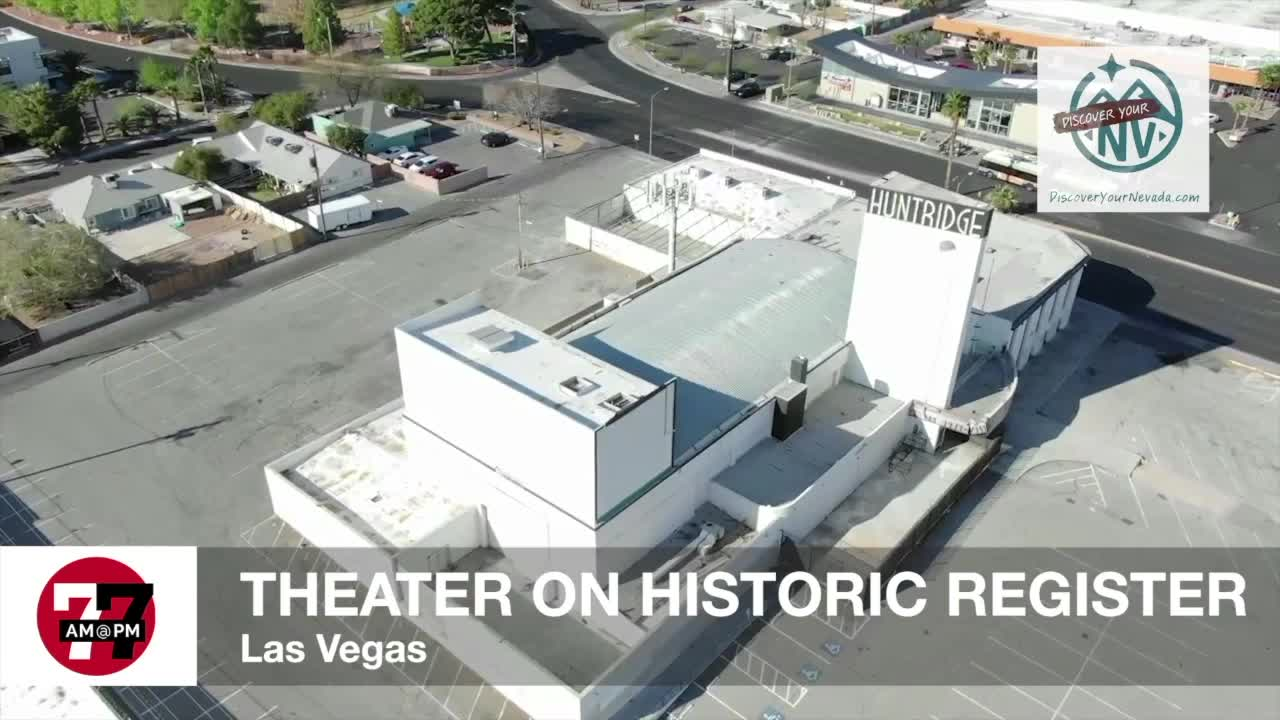 7@7AM Theater On Historic Register