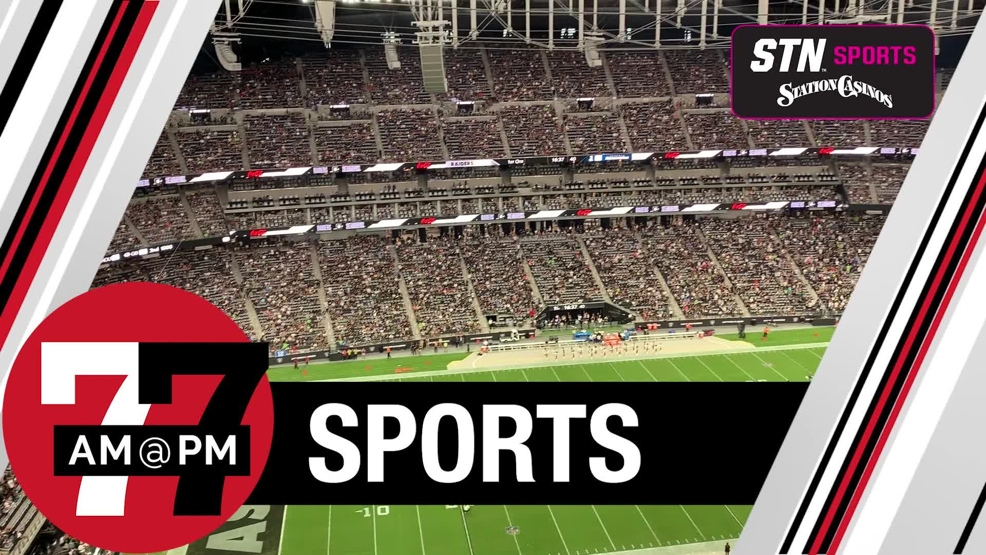 7@7PM Raiders to Host Ravens for Monday Night Football