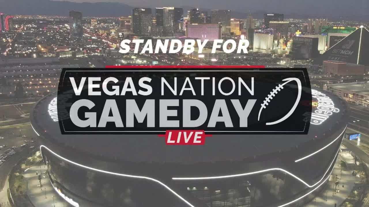 Monday Night Football Raiders-Ravens | Vegas Nation Gameday Live Week 1