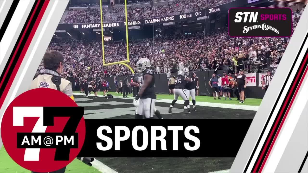 7@7AM Raiders Win In Overtime Thriller