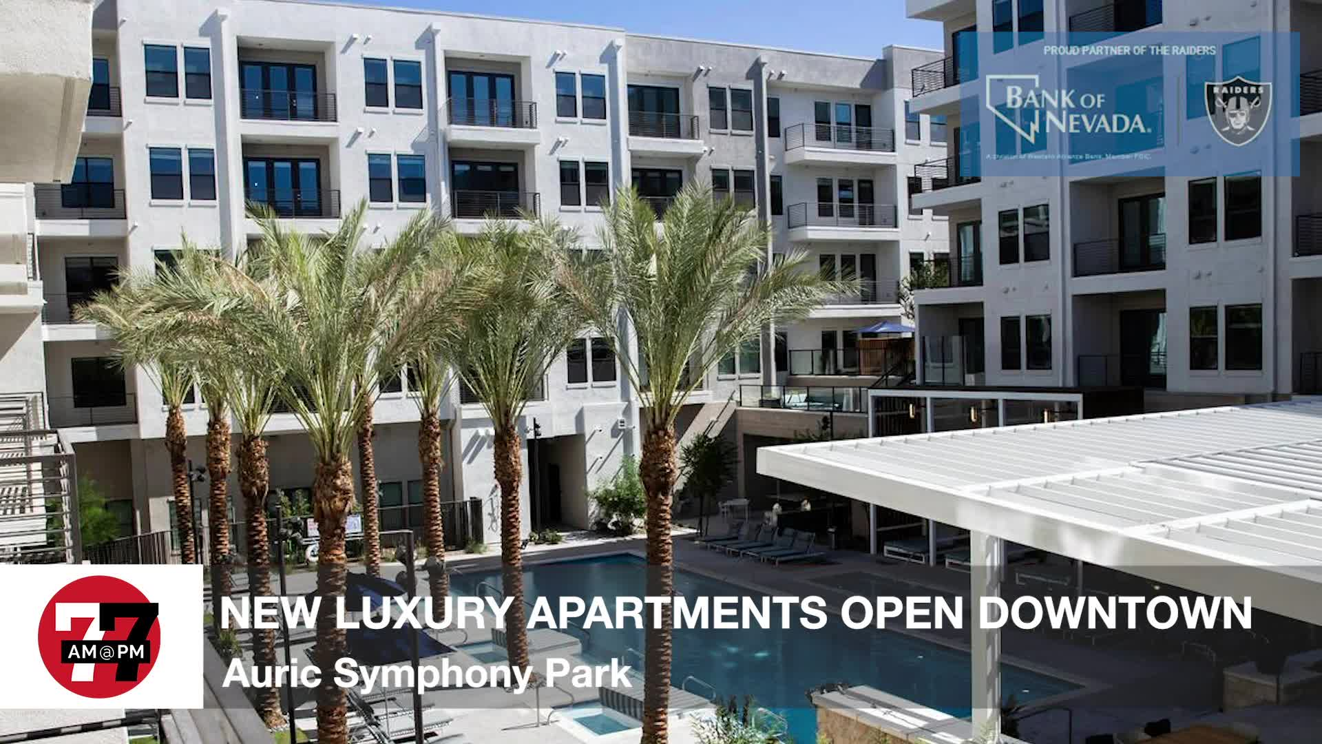 7@7PM New Luxury Apartments Open Downtown