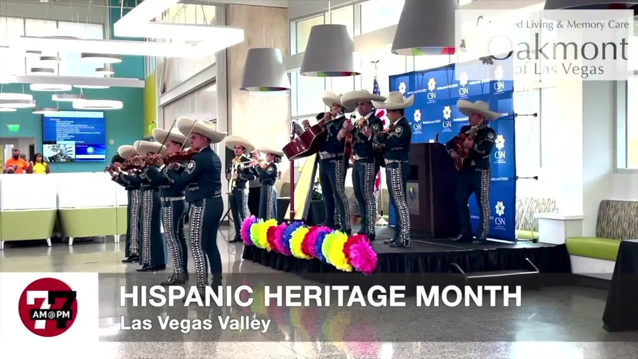 7@7AM Hispanic Heritage Month