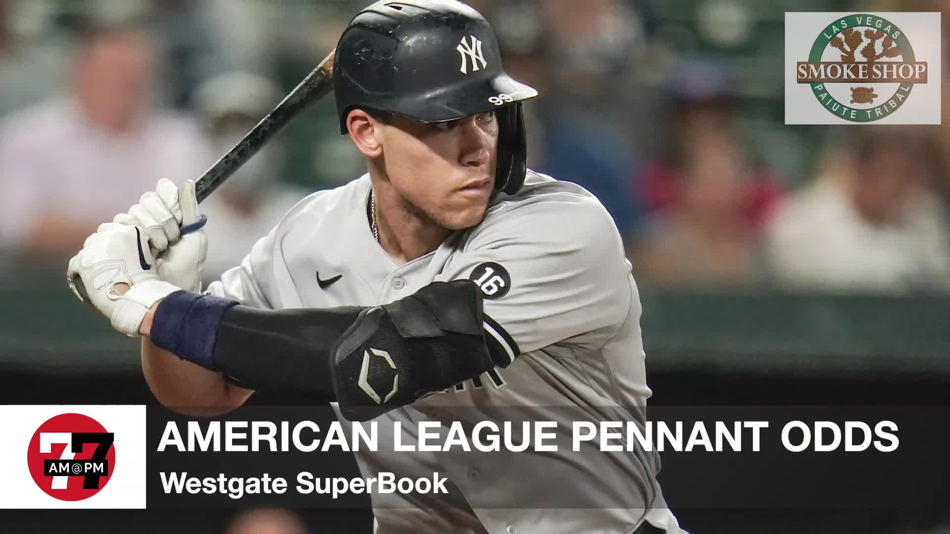 7@7PM American League Pennant Odds