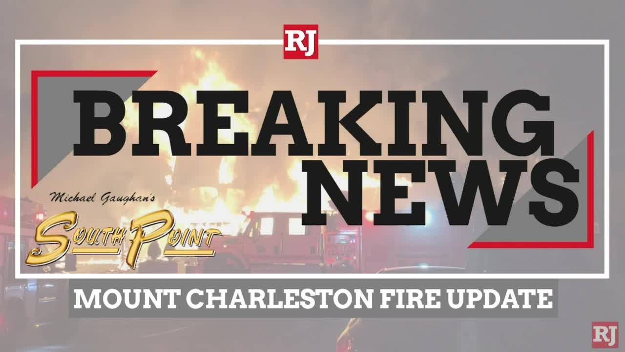 Mount Charleston Lodge Fire 'Total Loss'