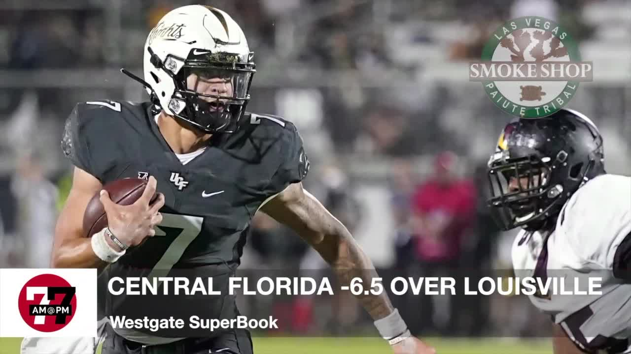 7@7AM College Football Odds