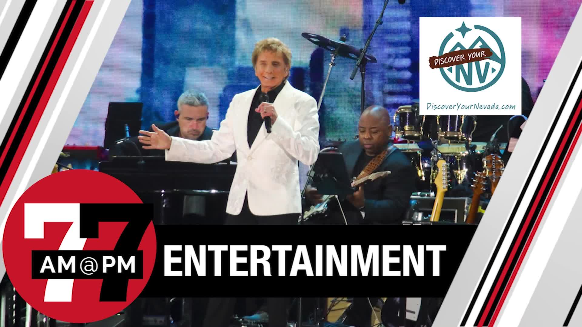 7@7PM Barry Manilow Extends Residency