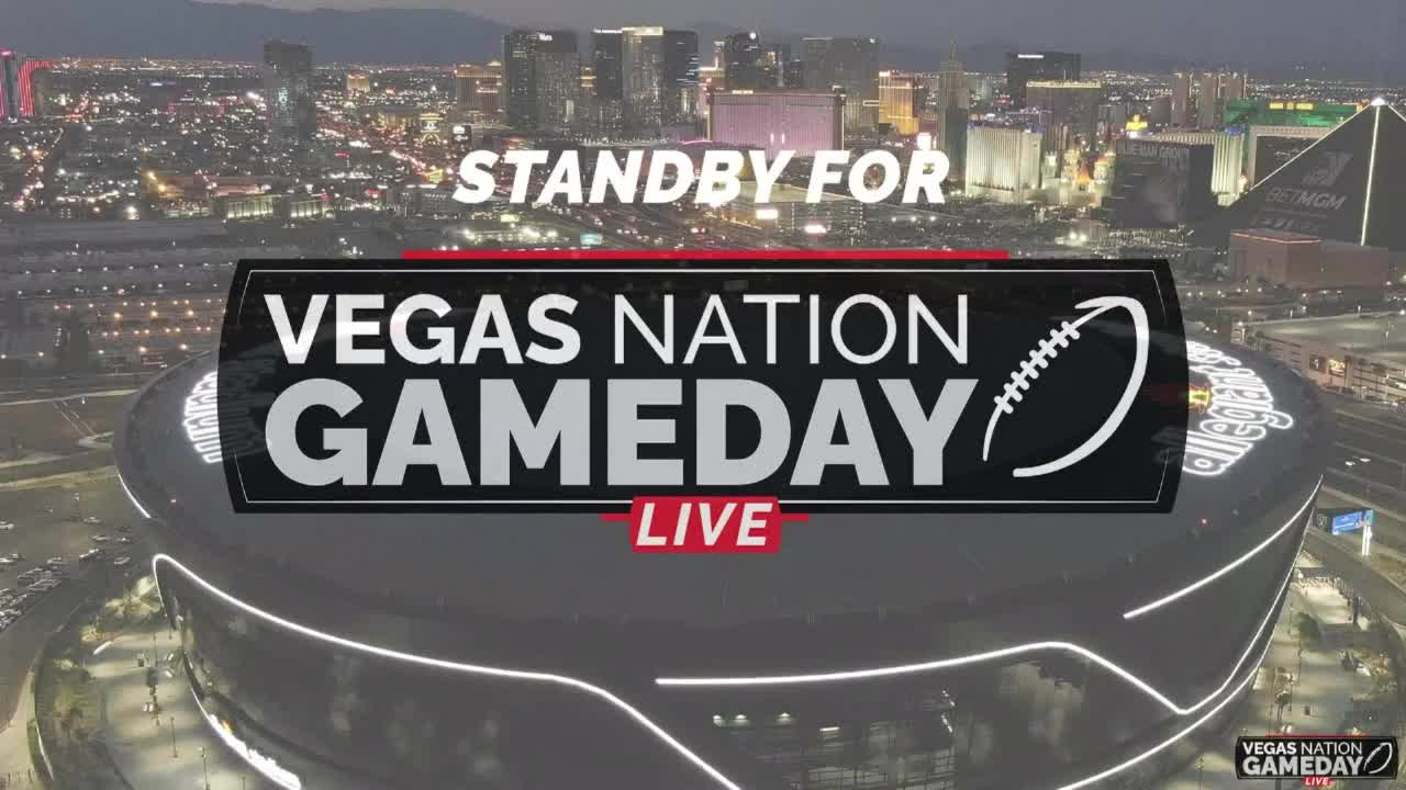 Vegas Nation Gameday Live | Raiders look for 3-0