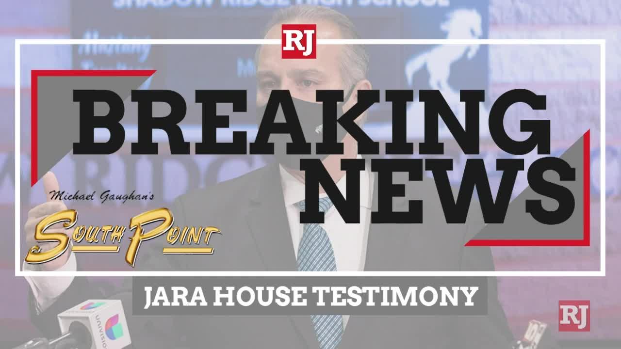 Jesus Jara Testifies Before Congress
