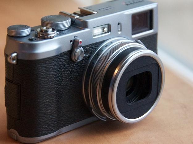 3D Printed Fuji X Camera Accessories - General Discussion - Fuji X