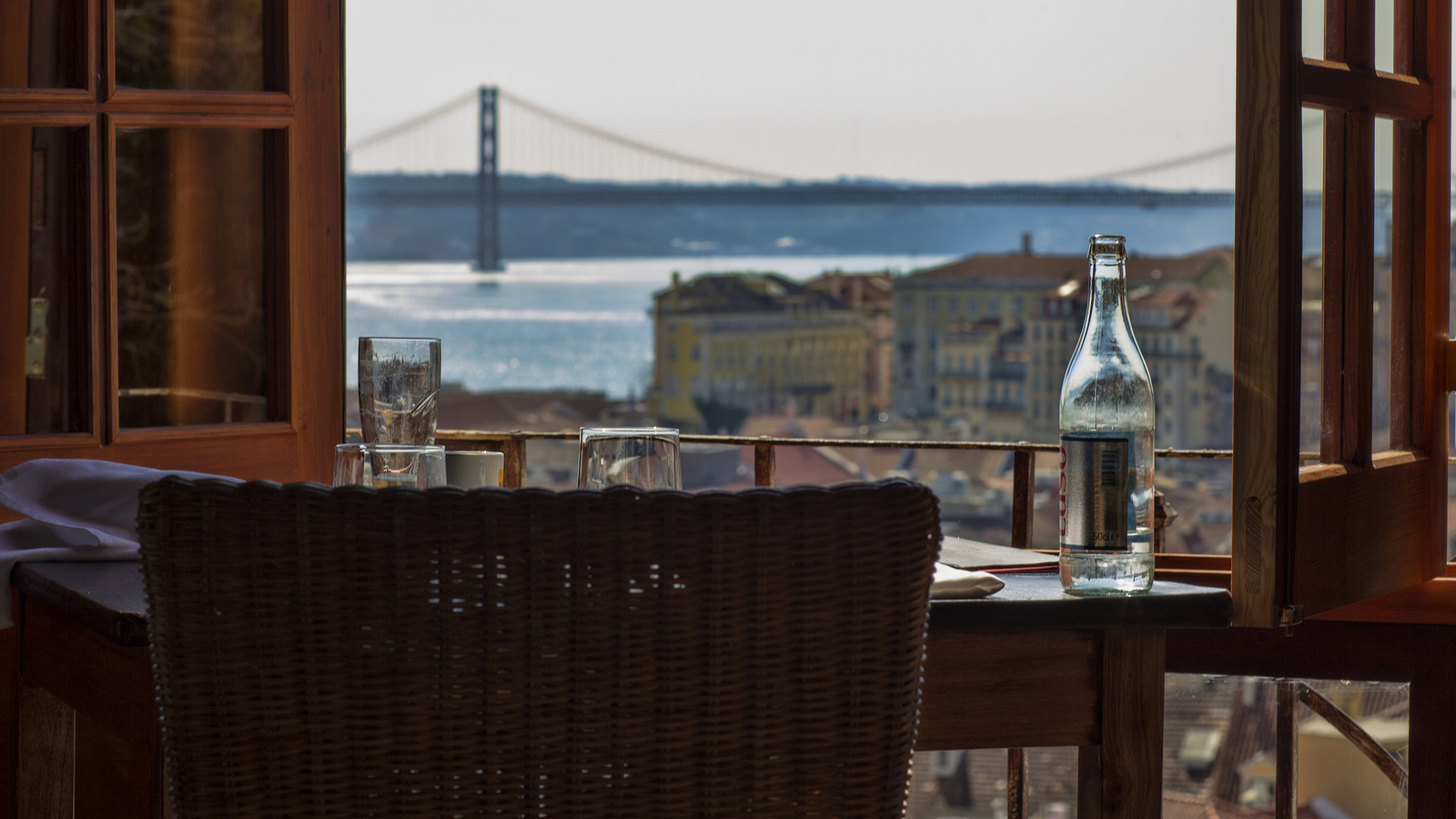 Lunch in Lisboa.