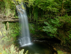 Glencarr Waterfall - Co Sligo, Ireland